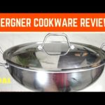 [Hindi] Bergner Stainless Steel Cookware Review (Kadai with Lid) after 3 Months (Argent Try Ply)