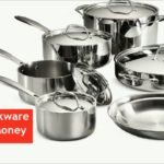 Best Value Cookware Set :Tramontina Tri-Ply Clad Cookware Set