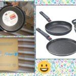 #Flipkart Shopping-Prestige Omega mega Festival Pack Induction Bottom Cookware Set(Aluminium3Pieces)
