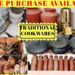 Traditional Cookware Vessels Purchase Online |ZISHTA Traditional Cookware Shopping|Cast Iron Vessels