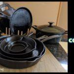 Cast iron Cookware Collection in Tamil /                    இரும்பு  பாத்திரங்கள்
