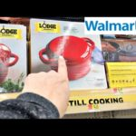 WALMART COOKWARE SHOPPING *PIONEER WOMAN RACHEL RAY* COOKWARE SETS, KITCHENWARE, CAST IRON + WOKS!!!
