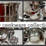 New Cookware Collection  praylady cookware collection  cheap stainless steel cookware  kitchen haul