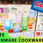 NEW UPDATE @ COSTCO WITH NEW ITEMS   KITCHENWARE COOKWARE GLASSWARE AND KITCHEN TOOLS