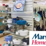 MARSHALLS HOMEGOODS REOPENING COOKWARE KITCHENWARE SHOP WITH ME VIRTUAL SHOPPING STORE WALKTHROUGH