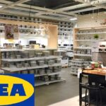 IKEA KITCHEN COOKWARE POTS PANS KITCHENWARE COOK WARE SHOP WITH ME SHOPPING STORE WALK THROUGH