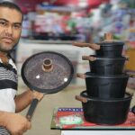 ভালো মানের কুকওয়্যার সেট | Best Ceramic Cookware Sets | Marble Coated Cookware