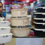 মেহমানদারীতে উন্নত মানের কুকওয়্যার সেট | Ceramic Cookware Sets | Marble Cookware Set | Nonstick Set
