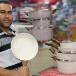 উন্নত মানের কুকওয়্যার সেট | Cookware Sets | Marble Coating Cookware Set|Marble, Ceramic,Nonstick Set