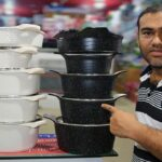 Best Ceramic cookware sets | Ceramic cookware set | Marble coated cookware pros | Non-Stick Set