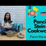 Unboxing Panci Stein Cookware | Review Stein Cookware | Panci Sehat