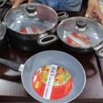 7 Piece Non-Stick Cookware Set Price in BD | Nonstick fry pan set |Cookware Sets@Daily family needs