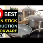 Best Induction Cooktop Cookware 2020-21 🏆 Top 5 Best Non Stick Induction Cookware Set Reviews