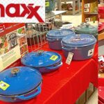 TJ MAXX KITCHEN STUFF ALL CLAD COOKWARE & HOME DECOR SHOP WITH ME 2020