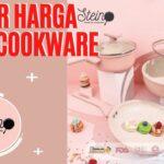 Rekomendasi produk Stein cookware terbaik 2021