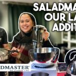 IS SALADMASTER REALLY EXPENSIVE? | UNBOXING 316Ti STAINLESS STEEL | SALADMASTER TITANIUM COOKWARE