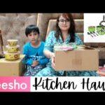 MEESHO Kitchen Haul / 14 pcs Steel Cookware Set / SWATI BHAMBRA