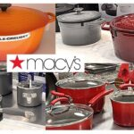 MACY'S KITCHENWARE COOKWARE SET BAKEWARE KITCHEN UTENSILS POTS & PANS SALE BROWSE WITH ME 2021