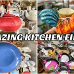 SHOPPING FOR POTS, COOKWARE, KITCHEN UTENSILS & HOME DECOR IN LAGOS!
